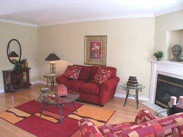 Royal Premier Homes - Eco Friendly Home Builders London - Aspen - Living Room - Gallery Image