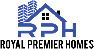 Royal Premier Homes - London Home Builders - Eco Friendly Home Builders London - Home Developments London - New Communities In London - Home Builders Near Me - Footer Logo