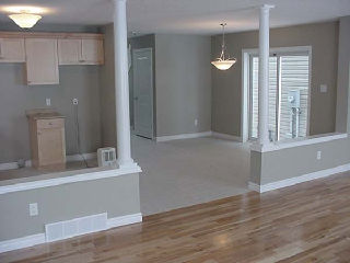 Royal Premier Homes - Eco Friendly Home Builders London - Beaverbrook III - Empty Room