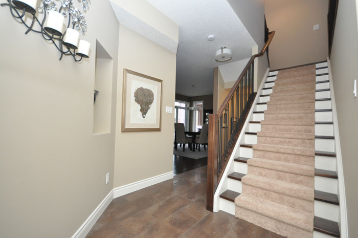 Royal Premier Homes - Eco Friendly Home Builders London - Beaverbrook II - Stairs