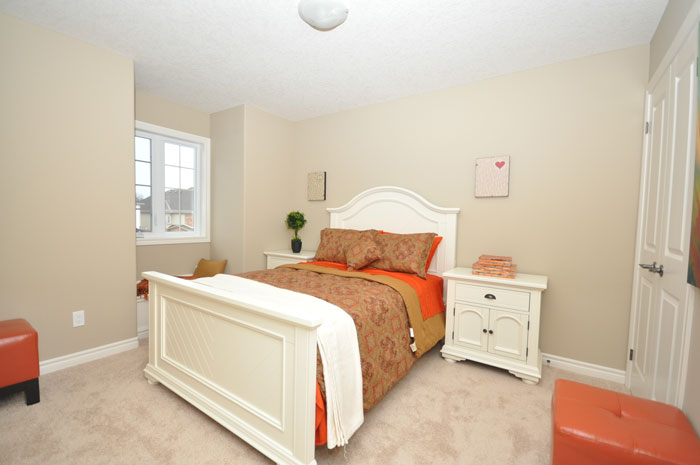 Royal Premier Homes - Eco Friendly Home Builders London - Beaverbrook II - Bedroom