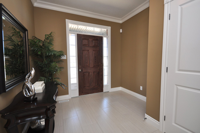 Royal Premier Homes - Eco Friendly Home Builders London - Beaverbrook I - Door Entrance