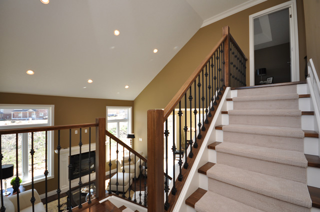 Royal Premier Homes - Eco Friendly Home Builders London - Beaverbrook I - Stairs