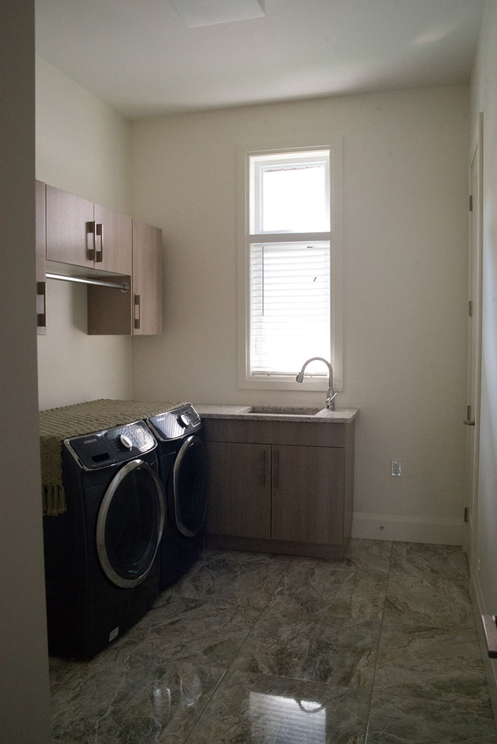 Royal Premier Homes - Eco Friendly Home Builders London - Cranbrook I - Laundry Area