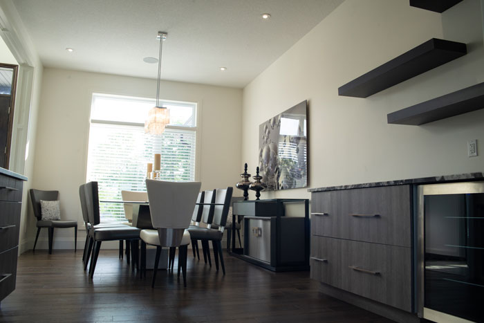 Royal Premier Homes - Eco Friendly Home Builders London - Cranbrook I - Dining Area