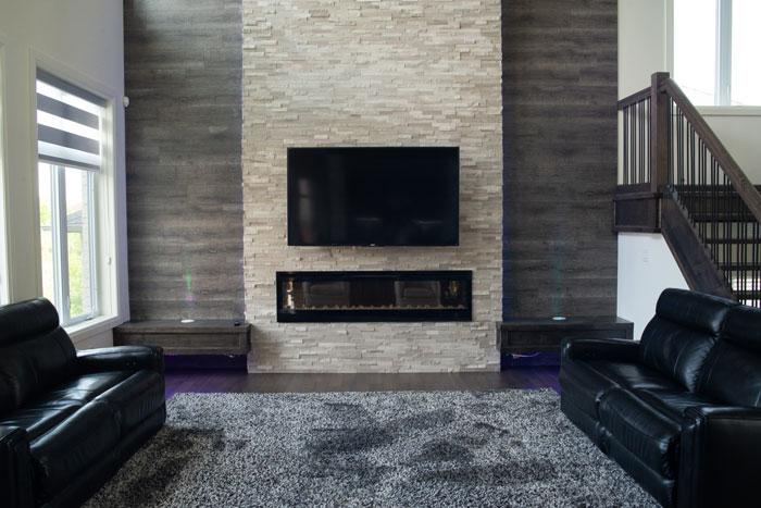 Royal Premier Homes - Eco Friendly Home Builders London - Cranbrook I - Living Room