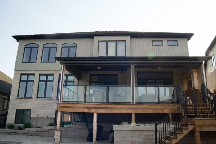 Royal Premier Homes - Eco Friendly Home Builders London - Cranbrook I - House Outside View
