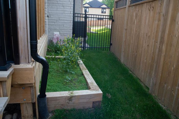 Royal Premier Homes - Eco Friendly Home Builders London - Cranbrook I - Backyard