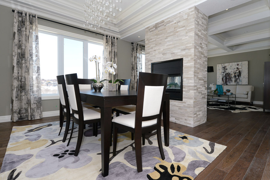 Royal Premier Homes - Eco Friendly Home Builders London - Cranbrook - Dining Area