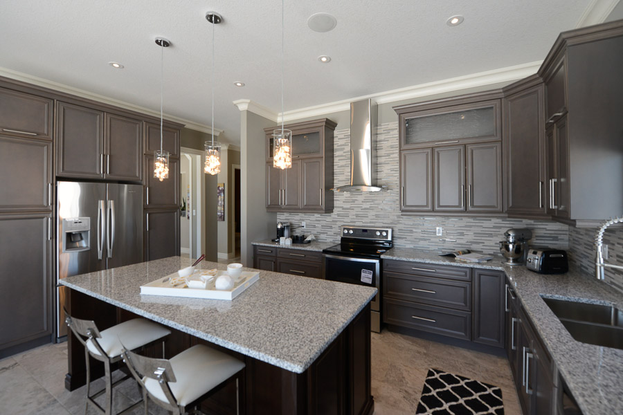 Royal Premier Homes - Eco Friendly Home Builders London - Cranbrook - Kitchen Area