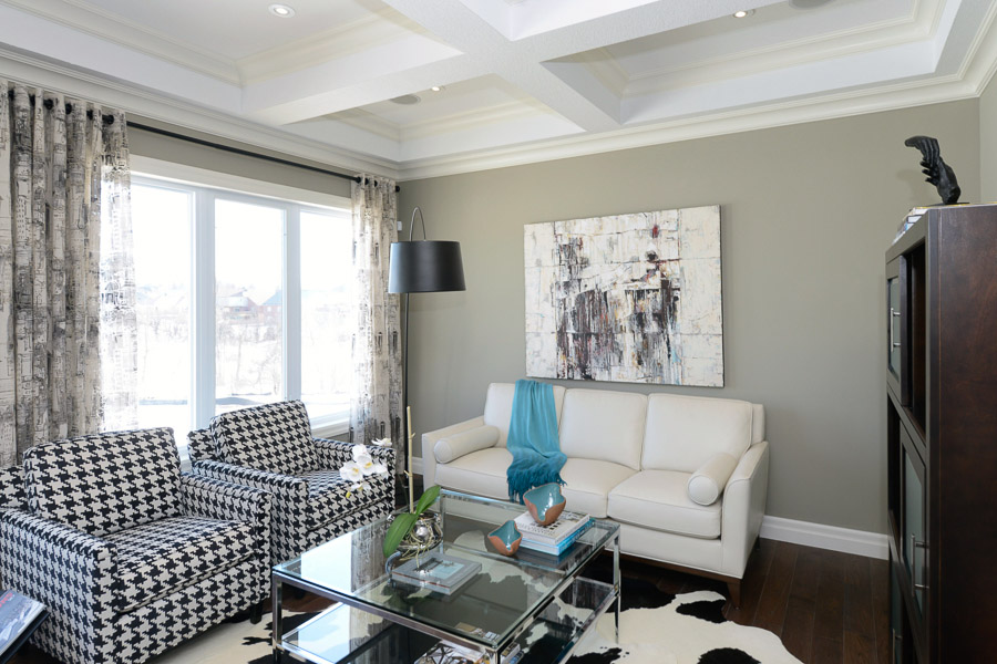Royal Premier Homes - Eco Friendly Home Builders London - Cranbrook - Living Room