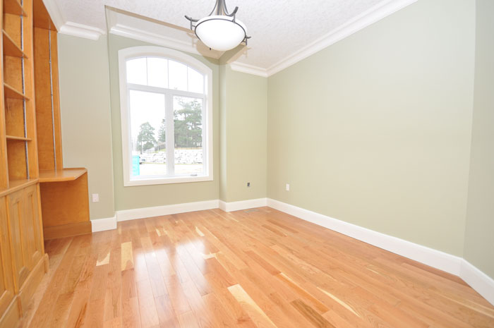Royal Premier Homes - Eco Friendly Home Builders London - Crestwood II - Empty Bedroom