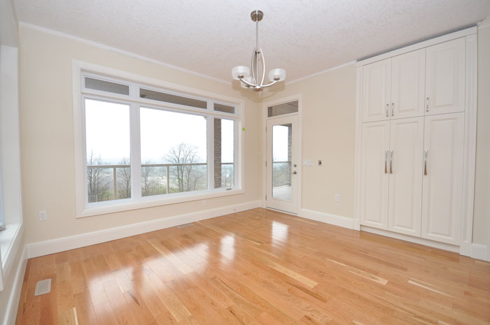 Royal Premier Homes - Eco Friendly Home Builders London - Crestwood II - Empty Room