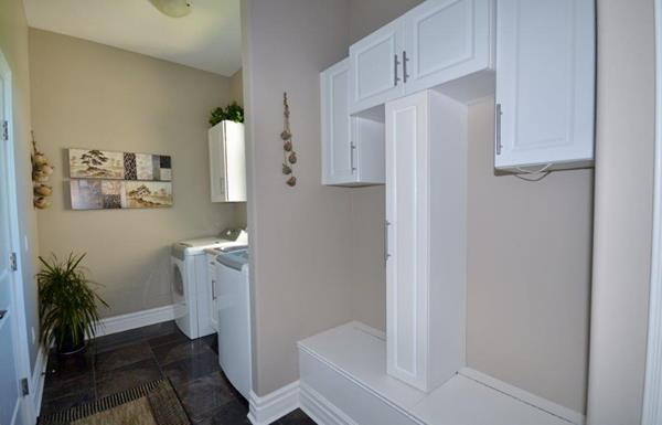 Royal Premier Homes - Eco Friendly Home Builders London - Crestwood I - Laundry Area