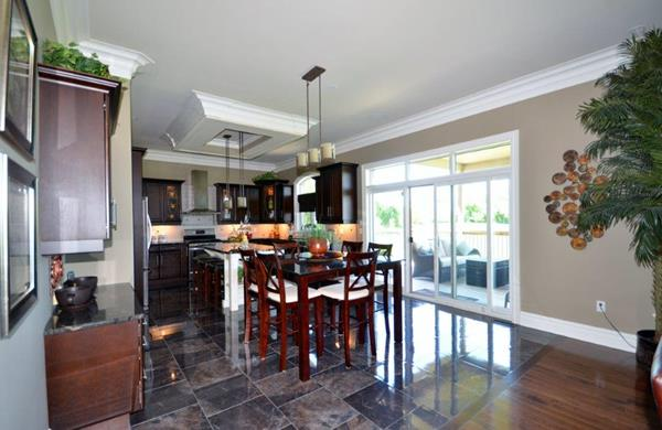 Royal Premier Homes - Eco Friendly Home Builders London - Crestwood I - Dining Area