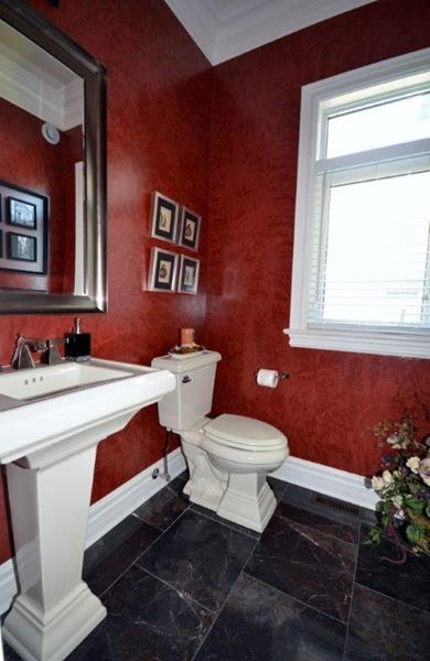 Royal Premier Homes - Eco Friendly Home Builders London - Crestwood I - Wash Room