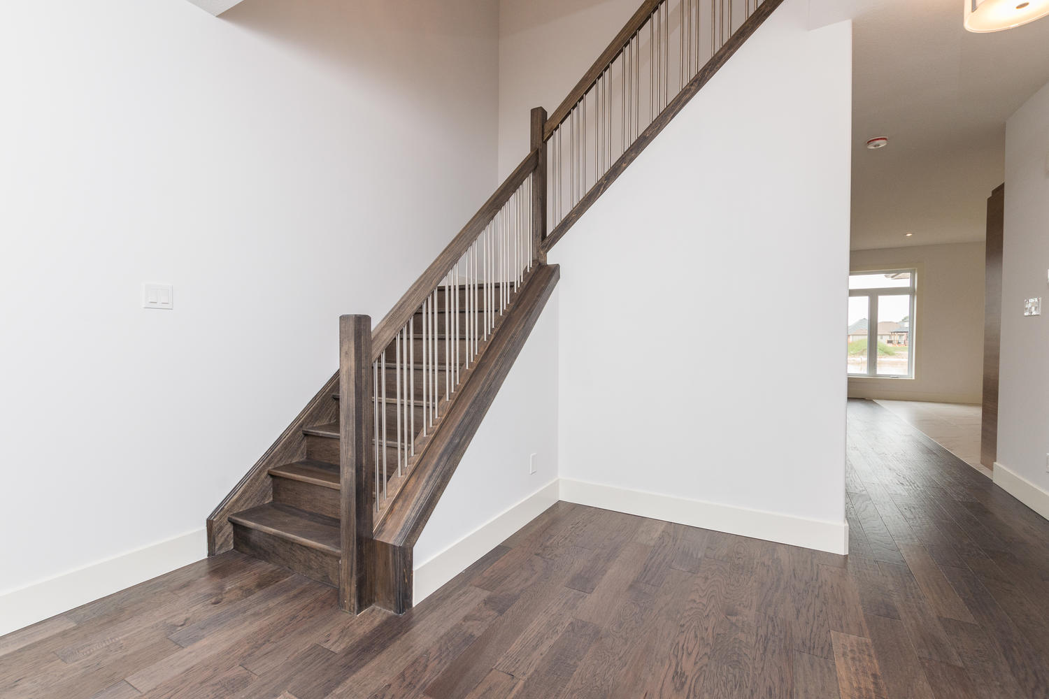 Royal Premier Homes - Eco Friendly Home Builders London - Frontier - Stairs