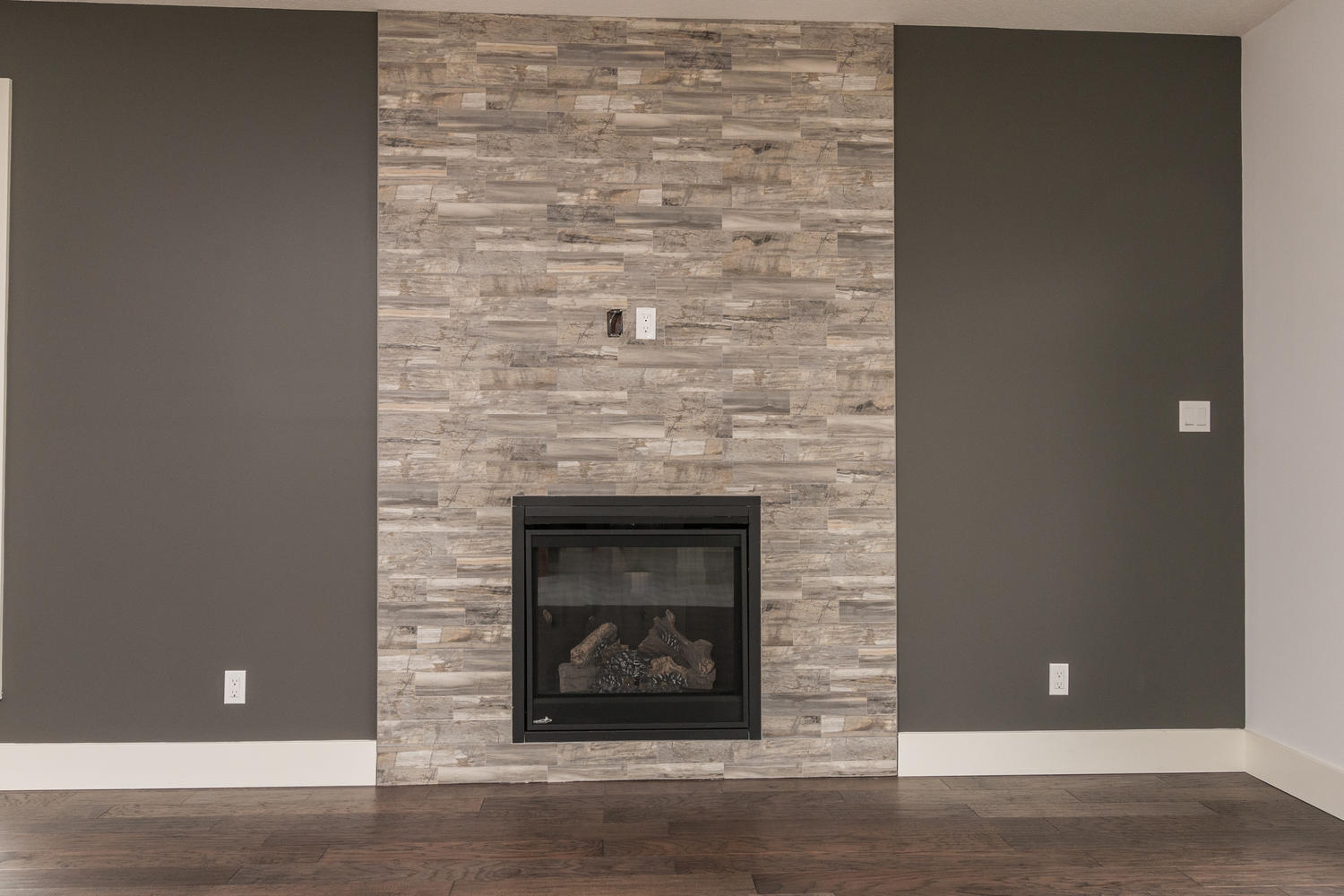 Royal Premier Homes - Eco Friendly Home Builders London - Frontier - Fireplace