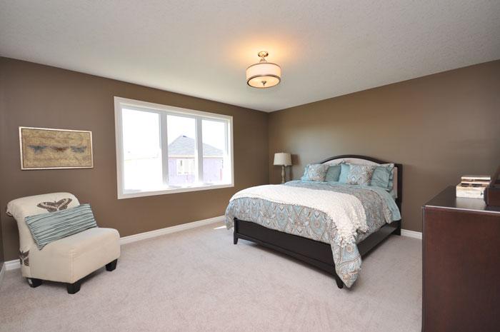 Royal Premier Homes - Eco Friendly Home Builders London - Navin II - Bedroom