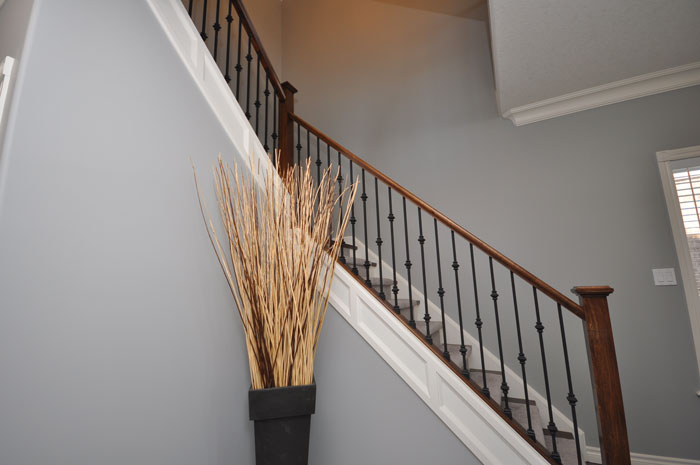 Royal Premier Homes - Eco Friendly Home Builders London - Navin I - Stairs