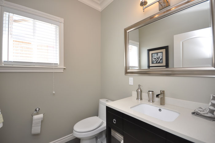Royal Premier Homes - Eco Friendly Home Builders London - Navin I - Wash Room