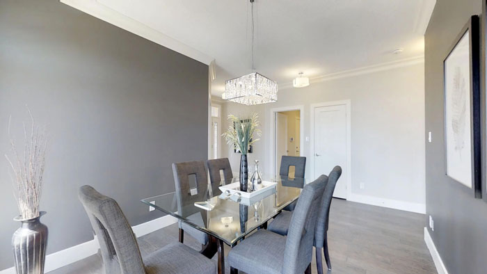 Royal Premier Homes - Eco Friendly Home Builders London - Privet - Dining Area