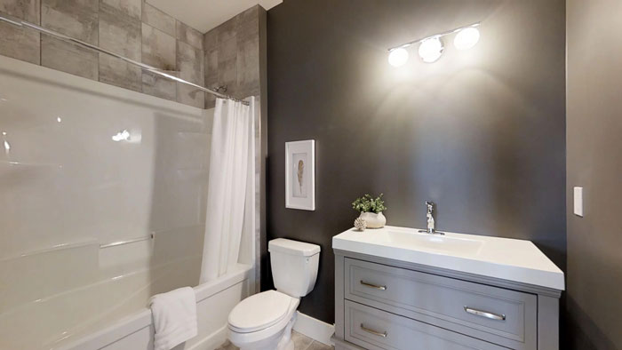Royal Premier Homes - Eco Friendly Home Builders London - Privet - Bathroom