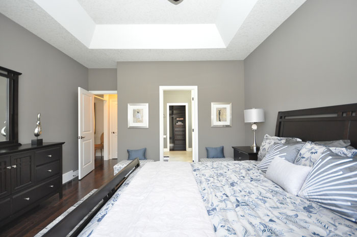 Royal Premier Homes - Eco Friendly Home Builders London - Tamarack - Bedroom