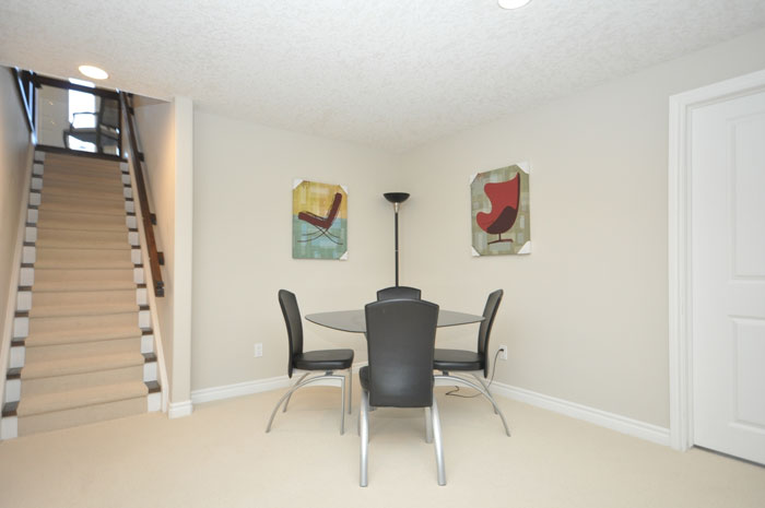 Royal Premier Homes - Eco Friendly Home Builders London - Tamarack - Room with Table and Chairs